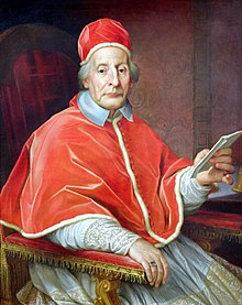 Pope Clement XII Pope Clement XII, portrait.jpg