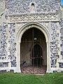 Porch, St John's Church, Waxham - geograph.org.uk - 772064.jpg