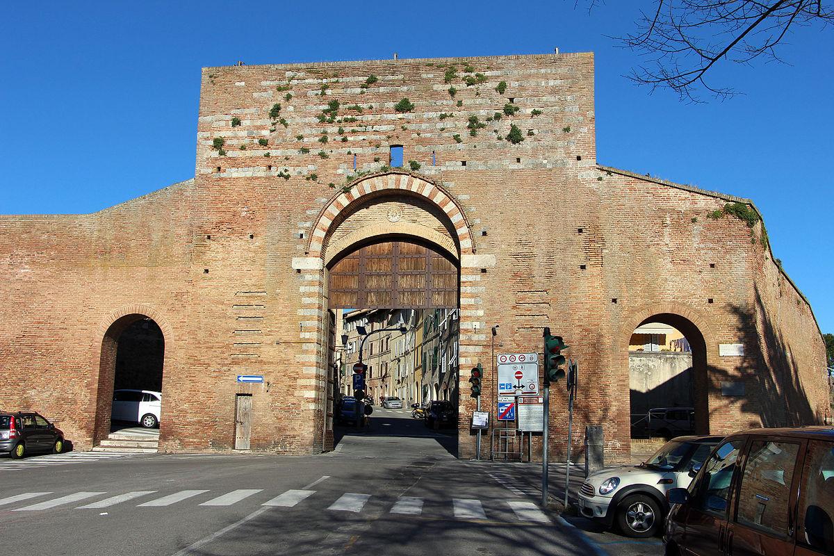 Porta San Marco, Siena - Wikipedia