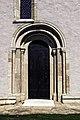 Portal da nave da igrexa de Lau.jpg