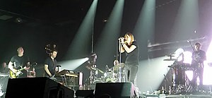 Portishead live in 2013