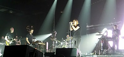 Picture of a band or musician: Portishead