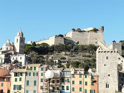 Porto Venere – Reiseführer auf Wikivoyage