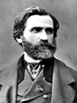 Jérusalem - Verdi about 1850