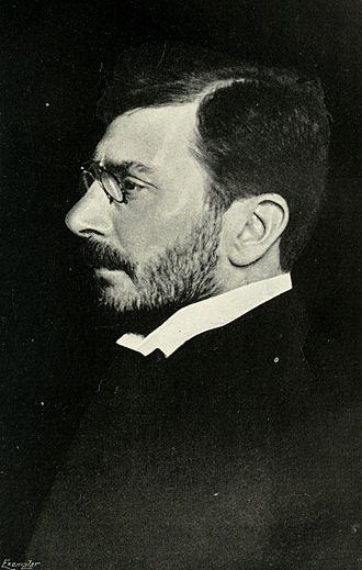 Ferdinand Brunetière - Image: Portrait of Ferdinand Brunetière