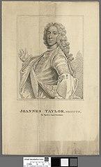 Joannes Taylor, Medicus