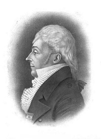 Maine de Biran - Image: Portrait of Maine de Biran