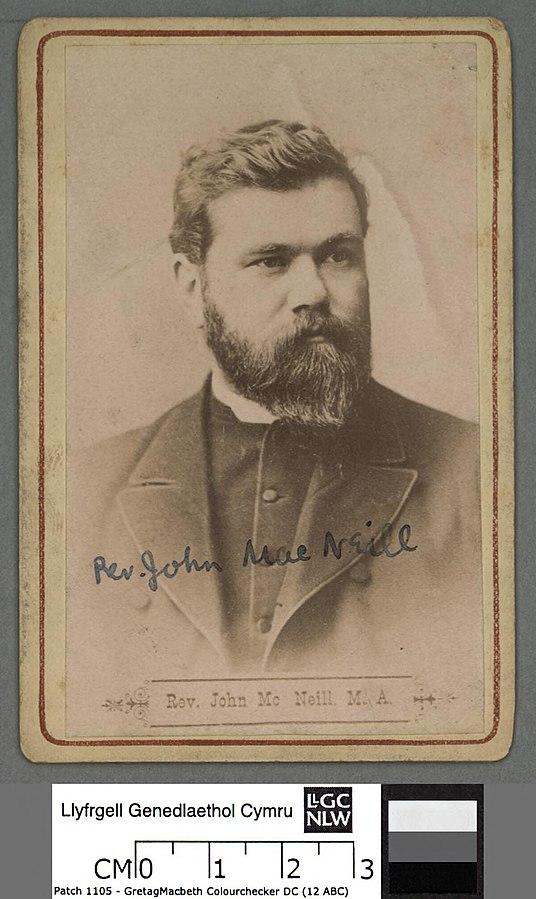 Rev. John Mac Neill M.A