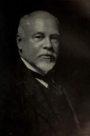 William H. Welch - Welch is widely known at the time for his pathology residency program, which later attracted a lot of bright minds from across the country.