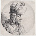 Portrait of a Man with a Large Feather in His Hat MET DP875524.jpg