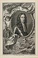 Portret van Willem III in een ovaal met randschrift. NL-HlmNHA 1477 53010017.JPG