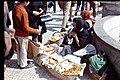 Portugal Early 1970s Lisbon Street Seller (50870747108).jpg