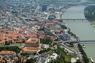 Visegrád Group - Bratislava, Slovakia