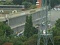 Praha, Petřín, severní strana Strahovského stadionu z Petřínské věže.JPG