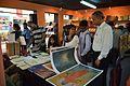 Pratikkhan Pavilion Interior - 41st International Kolkata Book Fair - Milan Mela Complex - Kolkata 2017-02-04 5055.JPG