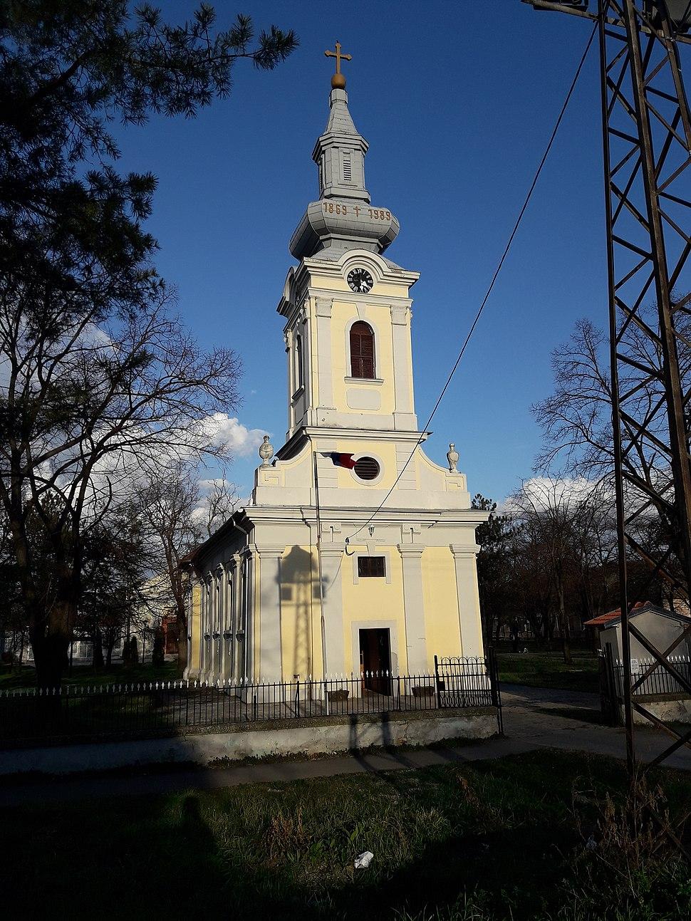 Pravoslavna Crkva u Idvoru