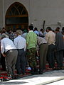 Prayers of Noon - Grand Mosque of Nishapur -September 27 2013 52.JPG