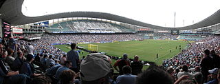 The Big Blue (A-League) association football derby match between Melbourne Victoria and Sydney F.C. in the A-League