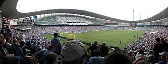 Sydney FC - Allianz Stadium prior to Sydney FC defeating Melbourne Victory 2–0 to win the 2009–10 Hyundai A-League Premiership in front of 25,407 fans