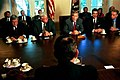 President George W. Bush Meets with Medicare Conferees.jpg