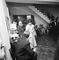 President John F. Kennedy with Entertainer, Shirley MacLaine, at Private Reception in New York City JFKWHP-ST-A47-17-62.jpg