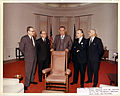President Johnson with officials 1964.jpg