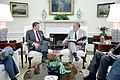 President Ronald Reagan and Alexander Haig meeting in the Oval Office.jpg