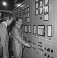 Presidente João Goulart inaugura duas turbinas na Usina Hidrelétrica de Três Marias (MG).tiff