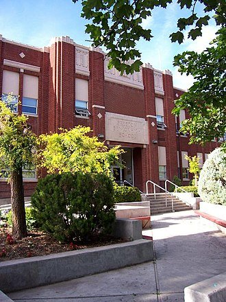Napoleon Dynamite - Preston High School was one of the filming locations for the movie.