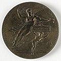 Prijs uitgereikt aan Bart van Hove op de internationale wereldtentoonstelling te Parijs, 1878 met doos, NG-2004-76.jpg