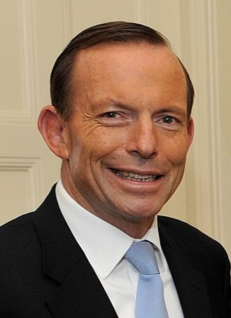 2013 Australian federal election - Tony Abbott