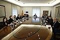 Primer Consejo de Ministros del Segundo Gobierno de Mariano Rajoy.jpg
