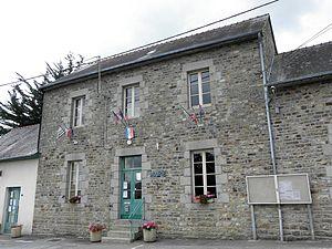 Princé - The town hall in Princé