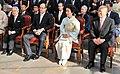 Prince Masahito Prince Albert II Princess Hanako and Yukiya Amano cropped Prince Masahito Prince Albert II Princess Hanako and Yukiya Amano 20100713.jpg