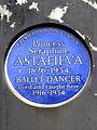 Princess Seraphine ASTAFIEVA 1876-1934 BALLET DANCER lived and taught here 1916-1936.jpg