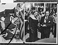 Prinses Beatrix in de Verenigde Staten , aanbieden van medaille door burgemeeste, Bestanddeelnr 910-6725.jpg