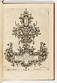 Print, Plate 1, Title page from a suite of ten, entitled Monilium Bullarum Inauriumque Artificiocissimae Icones, Ioannis Collaert Opus Postremum (Designs for Necklaces, Pendants and Earrings of the (CH 18286009-2).jpg