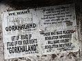 Pro-Gorkhaland Independence Posters - Darjeeling - West Bengal - India (12431777083).jpg