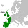 Proposed area of Vasconic languages.png