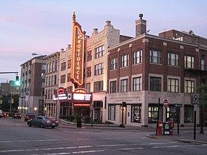 Providence, Rhode Island. Providence Theater.