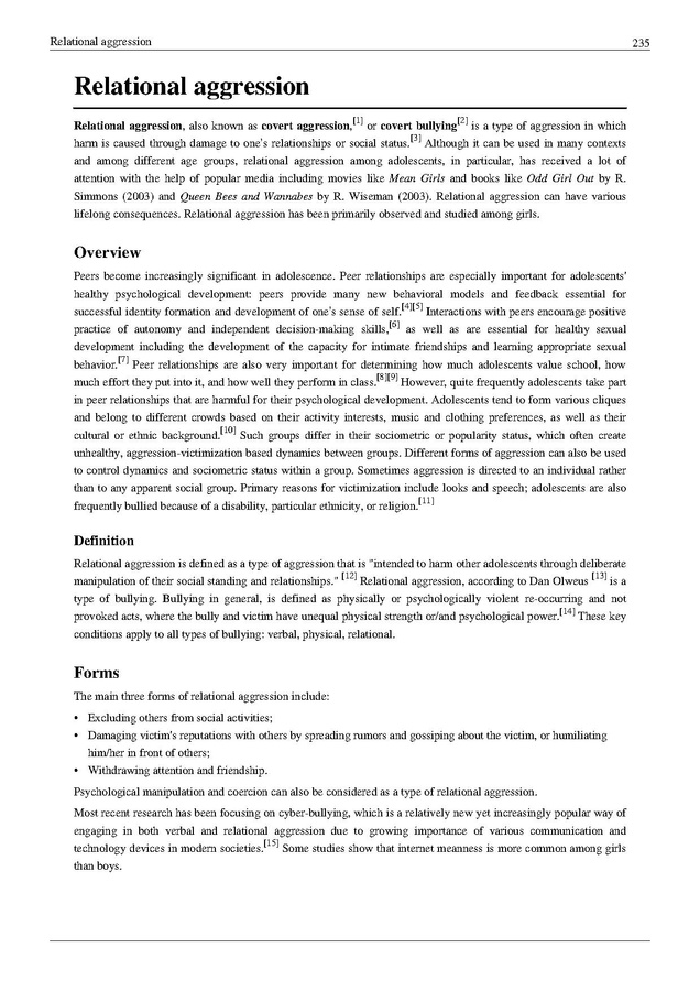 understanding physical and verbal bullying psychology essay Bullying, as perceived by many teachers and administrators in the school systems, only exists in the physical form, but bullying takes many forms and does not stop at physical violence other forms in which bullying appears are verbal, emotional, and cyber.