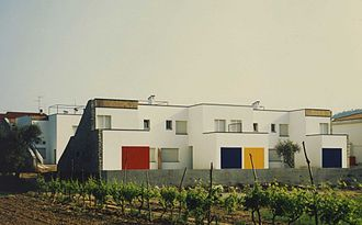 Francesco Gostoli - Public housing units. Salò