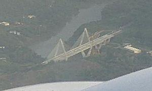 Naranjito, Puerto Rico - Puente Atirantado Jesús Izcoa Moure.