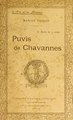 Puvis de Chavannes, un maǐtre de ce temps (IA puvisdechavannes00vach 0).pdf