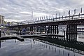 Pyrmont Bridge viewed from Cockle Bay Wharf at Darling Harbour.jpg