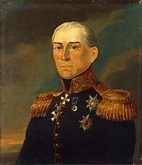 Portrait of Dmitry I. Pyshnitsky (1764-1844)