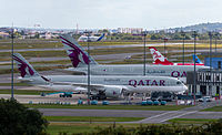 A7-ALE - A359 - Qatar Airways