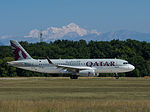 Qatar Airways, Airbus A320-232(WL), A7-AHY (20316329491).jpg