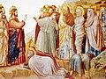 Résurrection de Lazare, dans la chapelle des Scrovegni, à Padoue (Histoire du Christ par Giotto).jpg
