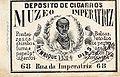Rótulo de cigarro. Henrique Dias.JPG